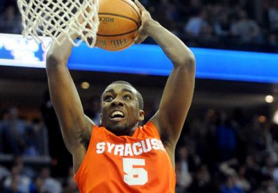 Syracuse Basketball Star Insert Name Says He Definitely