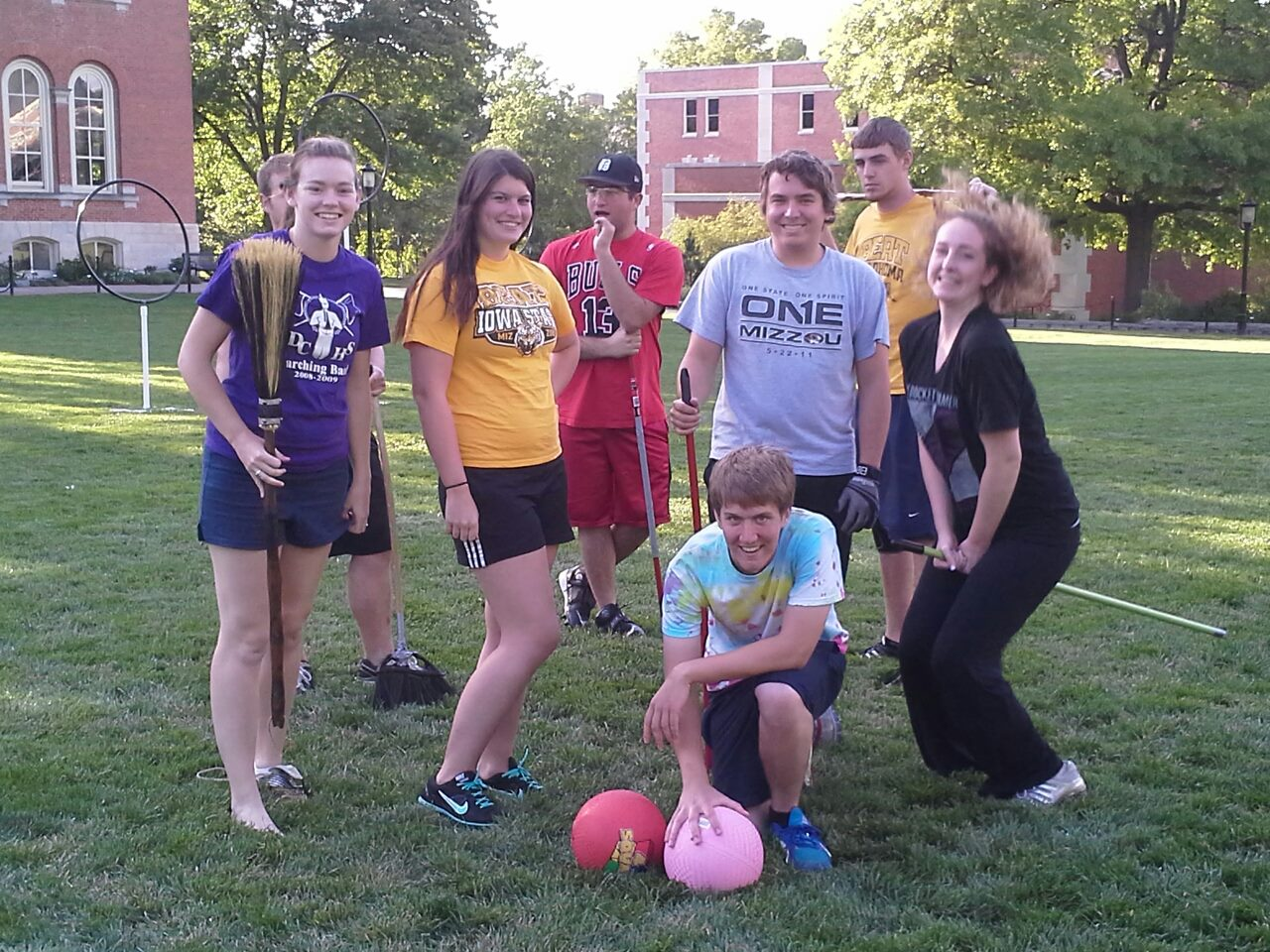 Hell Yeah Quidditch Team, Hell yeah!