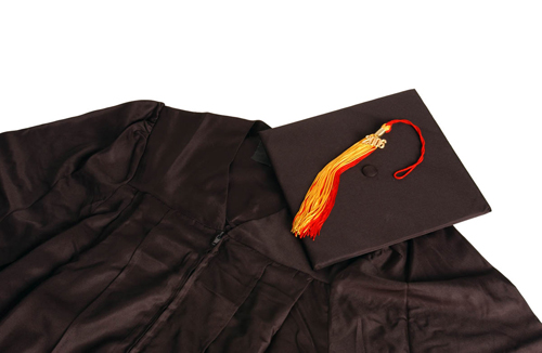 Graduation Cap And Gown Rental - Information