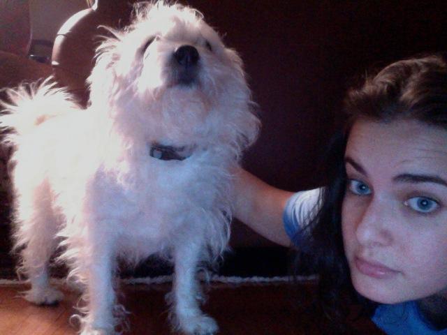 A diva is a female version of a hustla. My dog is such a hustla.